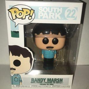 Funko Pop South Park Randy Marsh #22